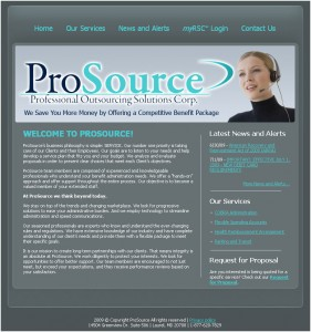 prosourcewebsite